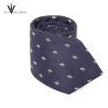 Neue Design Spotted Glossy Krawatte, Polyester Männer Krawatte