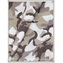 Cotton Spandex Ripstop Print Fabric