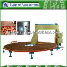 High performance circular mattress cutting machine