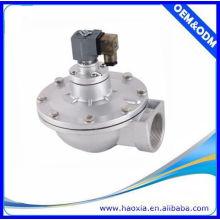 Chinesa pulseira de preço baixo série válvulas de alumínio corpo da válvula DMF-Z-20-AC220V