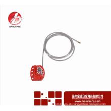 BAOD SafetyUniversal bloqueio de cabo ajustável Tagout BDS-L8611