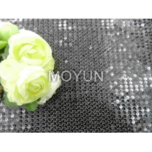 """POLY MESH WITH 7MM SEQUIN +MHS YARN EMBROIDERY 50 52"""""""