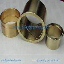 auto parts Bimetal Bronze Bush ,eccentric bushing,sintered oil copper bearing