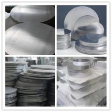 Cercle en feuille d'aluminium pour batterie de cuisine