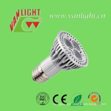 Imperméable à l'eau PAR20 3W E27 LED Spot Light