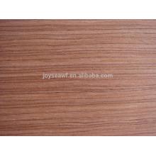 Revestimento de madeira projetado de carvalho / folheado de madeira da engenharia
