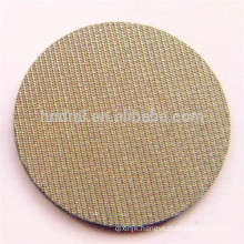 5 micron Five layers sintered woven wire mesh