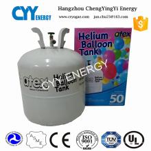 Heliumballons Großhandel für Ballon-Helium-Gasflasche
