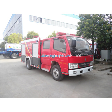DongFeng foam fire trucks fire engine trucks