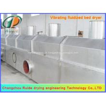 Máquina de leito fluidizado para sementes