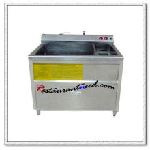 F038 100L Laveuse de légumes commerciale simple réservoir