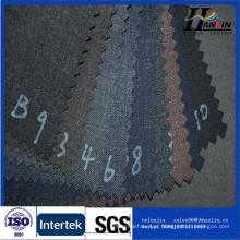 Venda por atacado de alta qualidade TR suiting estoques de tecido