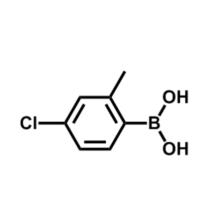 4-CHLORO-2-METHYLPHENYLBORONIC ACID CAS 209919-30-2