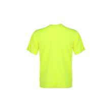 Одежда с высокой видимостью Одежда Флуоресцентные цвета Футболка для работы