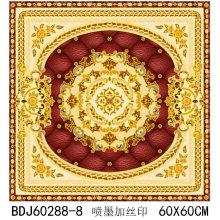 Producteur de carreaux de tapis de sol en porcelaine 800X800 à Foshan (BDJ60288-8)