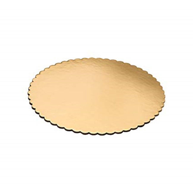 cake board golden