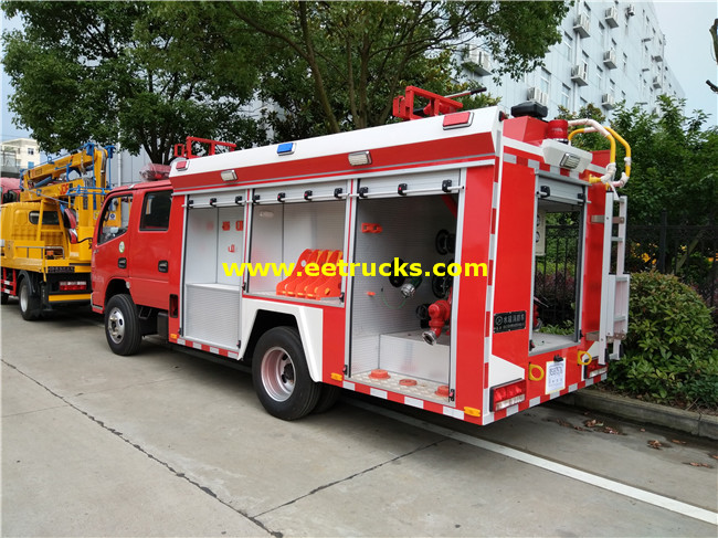 Dongfeng Special Fire Trucks