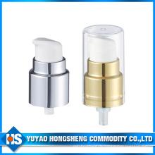 Hy-Fb06 Aluminium-Kunststoff Presse Creme Pumpe für Flasche