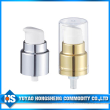 Hy-Fb06 Aluminium-Plastic Press Cream Pump para Bottle