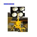 Night Scan 4X1000W Metal Halide Floodlight Tower