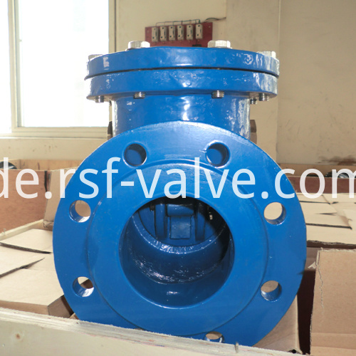Bs5153 Swing Check Valve 2