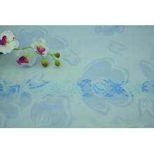 Bedrucktes Polyester-Jacquard-Moskitonetz-Gewebe