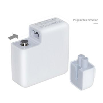 Adaptador Apple 61W carregador tipo c com carregador PD