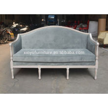 hot sell antique french country style home used sofa XYN2670