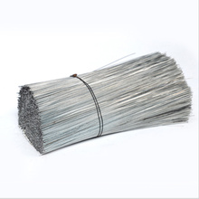 Wholesale Manufacturer Factory High Quality Galvanized Straight Iron Cut Wire