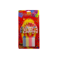 Großhandel Spirale Happy Birthday Cake Stick Kerze