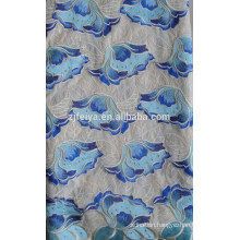 Latest Fashion High Quality African Hand Cut Lace Fabric