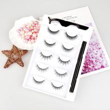 3D self-adhesive Magic eyeliner and eyelashes kit