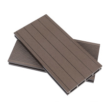 Hot Sale in EU 10 Year Experienced Factory Outlet Waterproof Anti-Crack WPC Flooring Decking