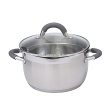 Cooking Tools 16Pcs Stainless Steel Cookware Set