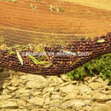 2016 bolsa de red de malla de oliva útil