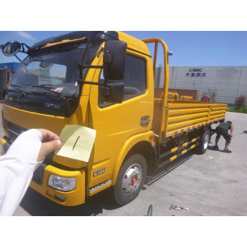 Dongfeng 5 ton Captain Cargo truck