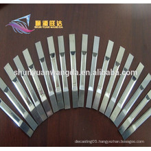 High Purity High Temperature molybdenum boat, Mo boat