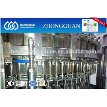 Economical style of carbonated water filling machine