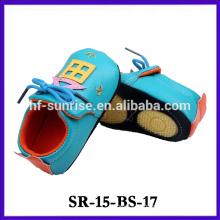 Zapato de bebé del zapato del niño caliente del nuevo producto 2015