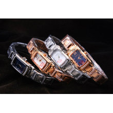 316L Stainless Steel Quartz Watch for Woman and Lady
