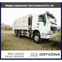 HOWO Compactor Type 22m3 290HP Garbage Trucks (QDZ5250ZYSA)