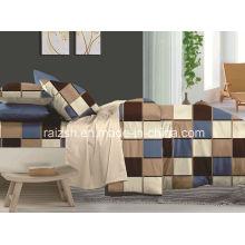 Полиэфир Дисперсный печатание комплект постельного белья 3PCS / постельных принадлежностей