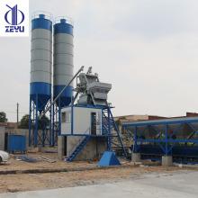 Mezcladora para planta dosificadora de hormigón