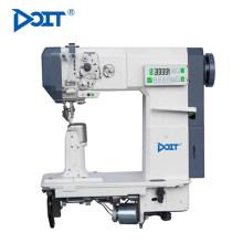 DT 591-DE Direct Drive Motor Roller Post-cama Heavy Duty usado zapatos de una sola aguja que hacen la máquina de coser