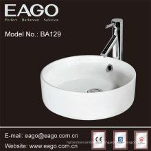 rond en céramique compteur top lavabo sanitaire de qualité