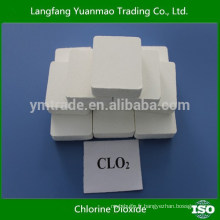 Fongicides stables de dioxyde de chlore en provenance d'un fournisseur chinois