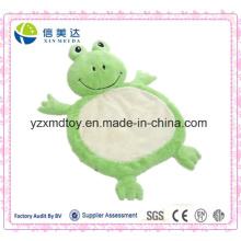 Custom Water Animal Plush Frog Baby Plush Mat