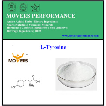Approvisionnement d'usine acides aminés L-Tyrosine avec le meilleur prix
