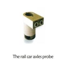 A sonda dos eixos do carro do trilho, detetor ultra-sônico da falha do metal (GZHY-Probe-003)