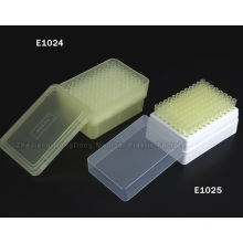 CE Approved Disposable Tips Box 96wells for 200UL & 10UL